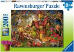 Ravensburger The Little House 200 Piece Jigsaw Puzzle with Extra Large Pieces