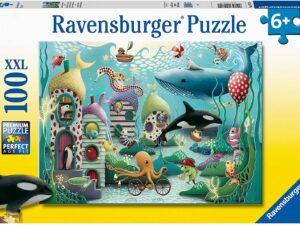Ravensburger Underwater Wonders 100 Piece Jigsaw Puzzle 12972