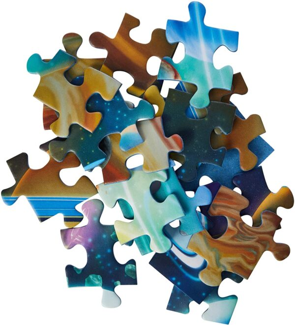 Ravensburger 12975 Cosmic Connection 150 Jigsaw Puzzle