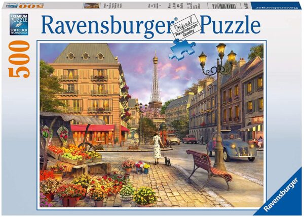 Ravensburger An Evening Walk 500 Piece Jigsaw Puzzle for Adults & for Kids