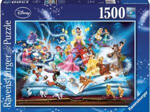 Ravensburger Disney Storybook 1500 Piece Jigsaw Puzzle