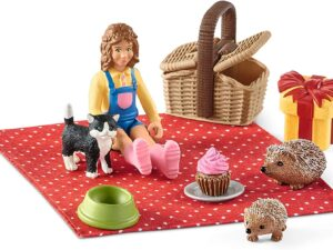 Schleich Farm World 42426 Birthday Picnic