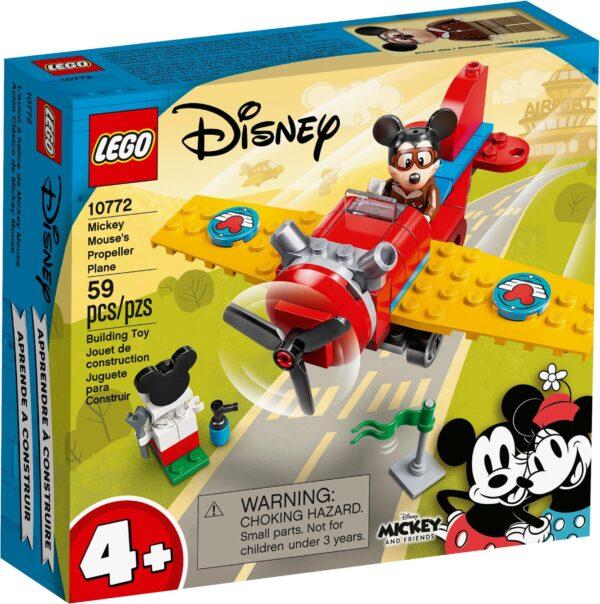 LEGO 10772 MICKEY MOUSE'S PROPELLER PLANE