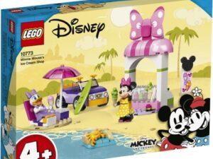 LEGO 10773 Minnie Mouse's Ice Cream Shop