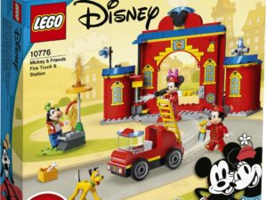 LEGO 10776 Mickey & Friends Fire Truck & Station