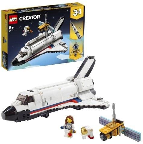 LEGO Creator 31117 Space Shuttle Adventure