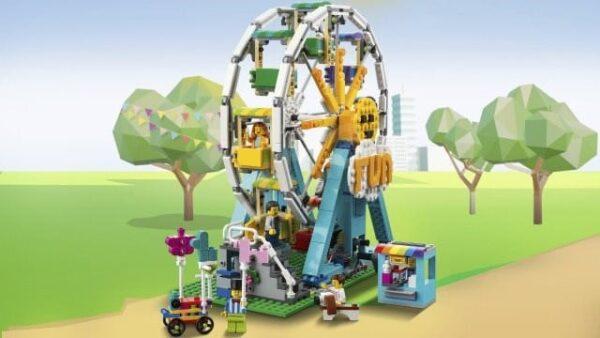 LEGO 31119 Ferris Wheel