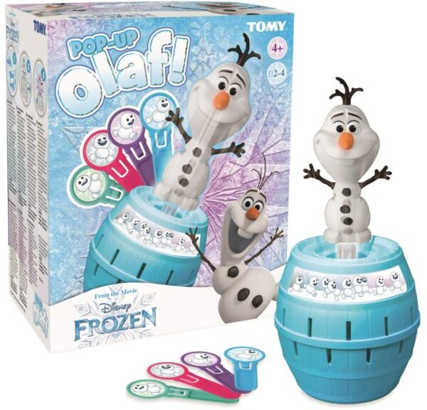 Frozen 2 Olaf Pop-Up Multi-Coloured T73038