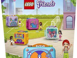 LEGO Friends Mia's Soccer Cube – 41669