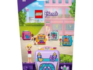 LEGO 41670 Friends Stephanie's Ballet Cube Portable Play Set