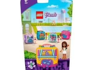 LEGO 41671 Friends Andrea's Swimming Cube Travel Play Set