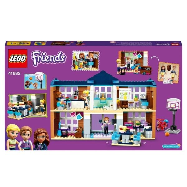 LEGO 41682 Friends Heartlake City School House Building Set