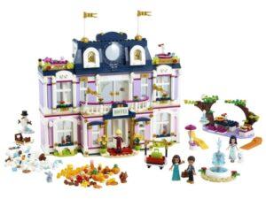 LEGO 41684 Friends Heartlake City Grand Hotel Dollhouse Set