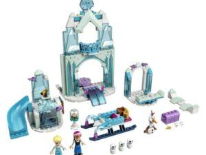LEGO 43194 Disney Anna and Elsa's Frozen Wonderland Set
