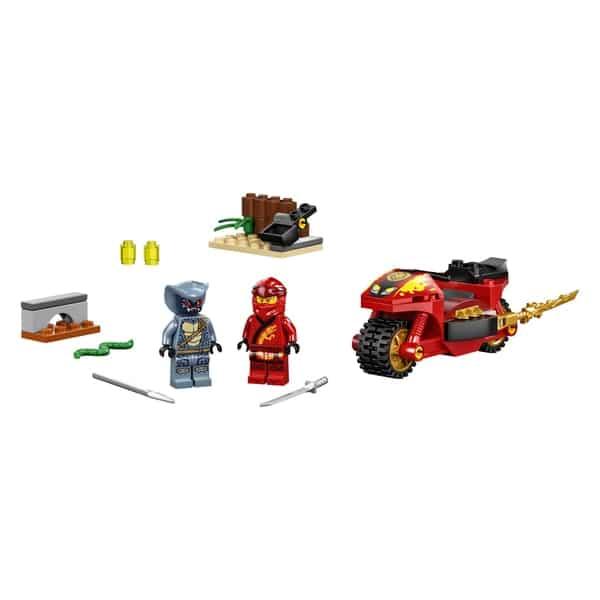 LEGO 71734 NINJAGO Legacy Kai's Blade Cycle Motorbike Set