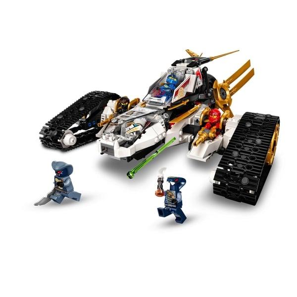LEGO 71739 NINJAGO Legacy Ultra Sonic Raider Motorbike Set