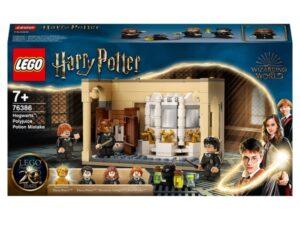 LEGO 76386 Harry Potter Hogwarts Potion Mistake Castle Set
