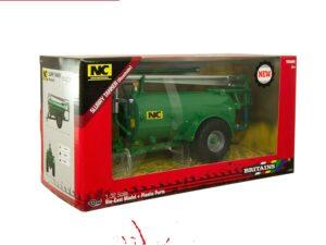 Britains 43253 NC Slurry Tanker (Roadside) Green