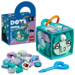 LEGO 41928 DOTS Bag Tag Narwhal Accessories Arts & Craft Set