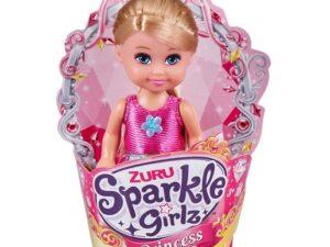 Sparkle Girlz Pincess Cupcake Doll