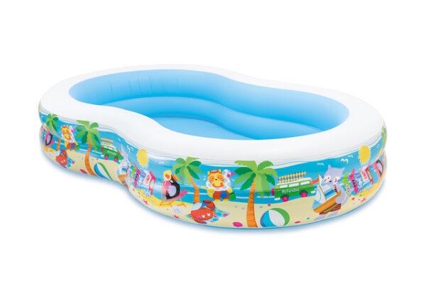 Intex Swim Center Seashore Pool