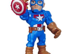 Mega Mighties Captain America
