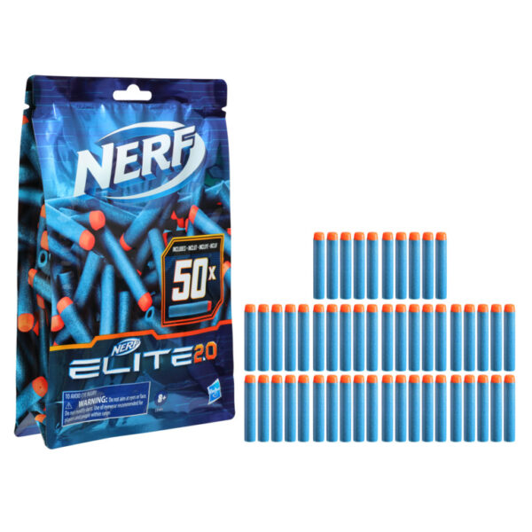 Nerf Elite 2.0 Refill 50 Pack