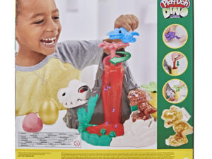 Play-Doh Slime Dino Crew Volcano Playset
