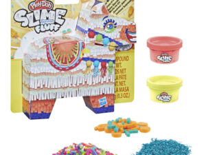Play-Doh Slime Pinata Feathery Fluff Set