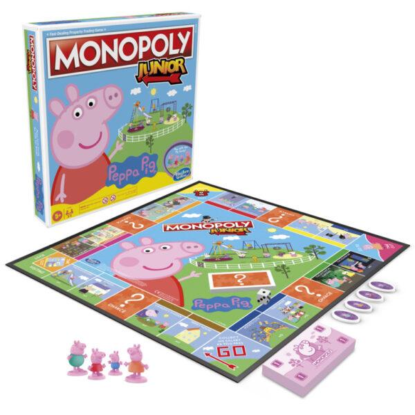 Monopoly Junior Peppa Pig
