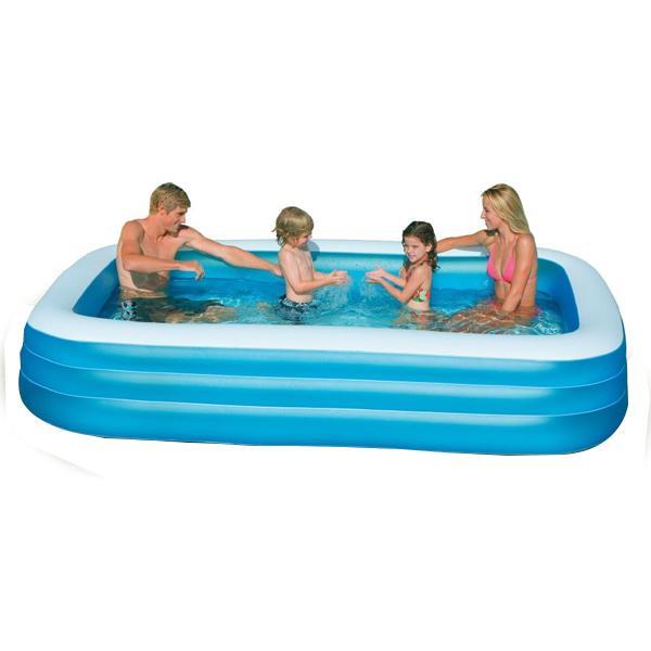 Intex Swim Center Family Pool 103in X 69in X 22in