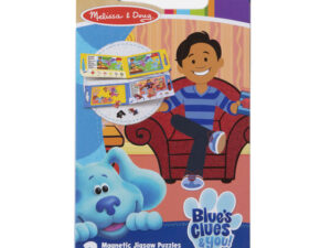 Melissa and Doug Blues Clues & You! Magnetic Jigsaw Puzzles