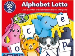 Orchard Toys Alphabet Lotto Game