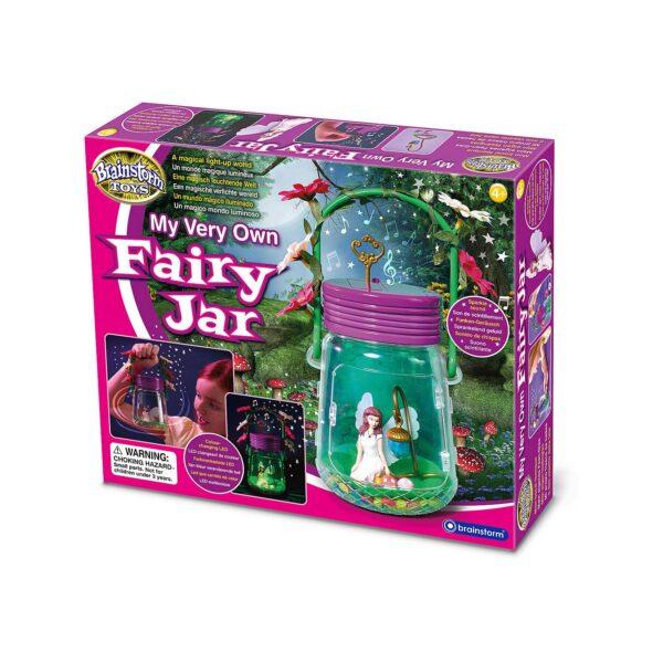 My Very Own Fairy Jar E2067