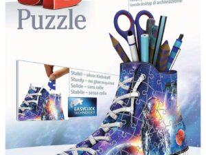 Ravensburger Space Trainer 108 piece 3D Jigsaw Puzzle for Kids – 11251