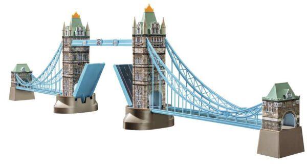 Ravensburger Tower Bridge of London 216 piece 3D Jigsaw Puzzle for Kids – 12559
