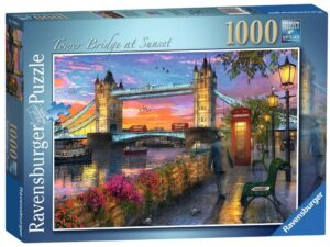 Ravensburger The Greatest Bookshop 1000 piece Jigsaw Puzzle for Adults & for Kids – 15337