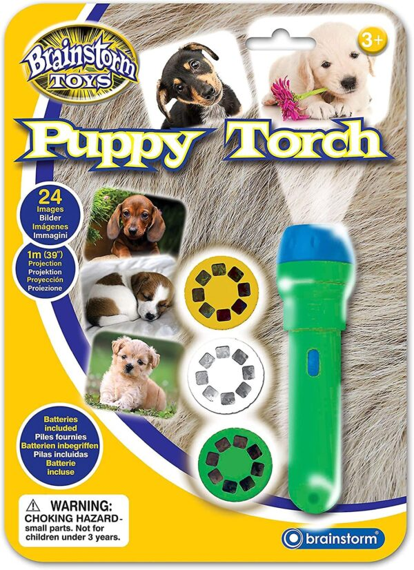 Puppy Torch & Projector