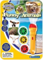 Funny Animals Torch & Projector E2072