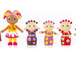IN THE NIGHT GARDEN 6 CHARACTER GIFT PACK – 1648