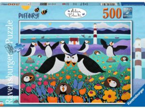 Ravensburger Blooming Beautiful 1000 piece Jigsaw Puzzle for Adults & for Kids – 16762