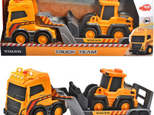 Dickie Toys Volvo Truck Team, Try Me