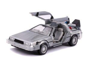 1:24 Back To The Future 2 DeLorean Time Machine