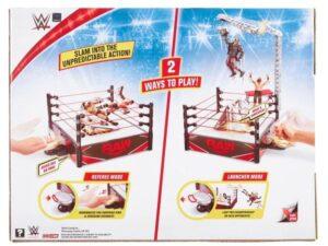 WWE® Wrekkin'™ Kickout Ring Playset – GXV80