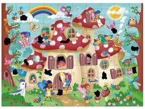 Fairy Palace Magic Puzzle