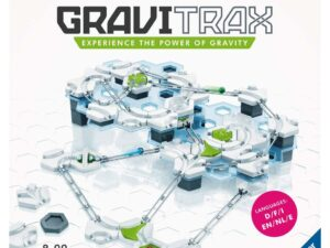 Ravensburger GraviTrax Starter Set – Marble Run & Construction Toy for Kids – 27597
