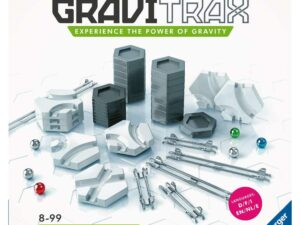 Ravensburger GraviTrax Trax Expansion Pack – Marble Run & Construction Toy for Kids – 27601