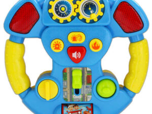 Tiny Tots Musical Steering Wheel – 1375666