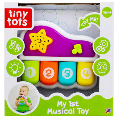 Tiny Tots My 1st Musical Toy – 1375668