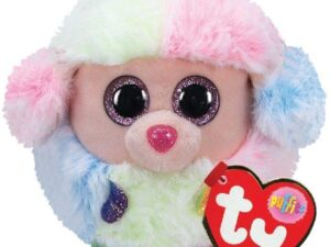 TY 42511 – Rainbow Poodle Puffies